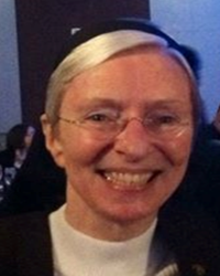 Sister Aline of Saint Anthony's Hospital in Crown Point Indiana