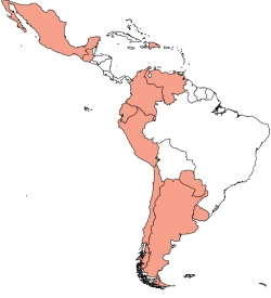 NECBB serves nearly a dozen countries in Latin America