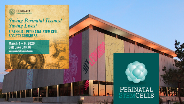 Perinatal Society March 2020 meeting to be held at Leonardo Museum in Salt Lake City