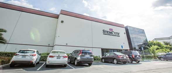 StemCyte Laboratory in Baldwin Park California