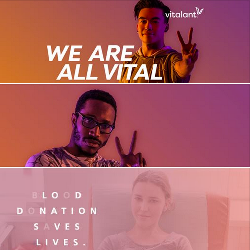Vitalant - WE ARE ALL VITAL