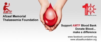 Afzaal Memorial Thalassemia Foundation (AMTF) - Helping Blood Disorders