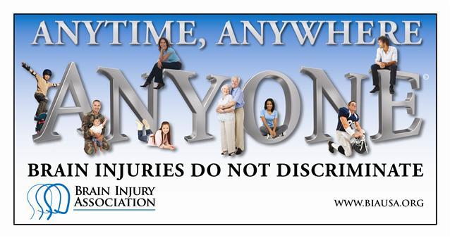 brain injury does not discriminate