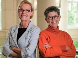 Geraldine Dawson, PhD, & Joanne Kurtzberg, MD