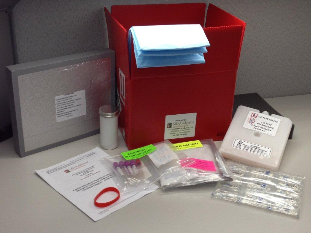 Cord Blood Collection Kits