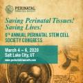 Perinatal Stem Cell Society 2020 Meetings