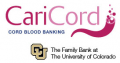 CariCord the family bank at the University of Colorado