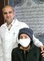 Royan patient Amir Hossein Rashidi
