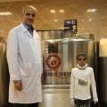 Ahmad Reza thalassemia patient Royan Iran