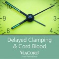 From start to finish, the cord blood collection process typically takes about 5 minutes
